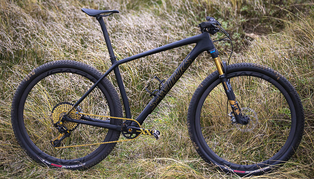 Specialized S-works Epic Hardtail Ultralight